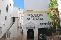 Club Scream in Puerto Banus