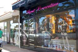 Agent Provocateur in Puerto Banus