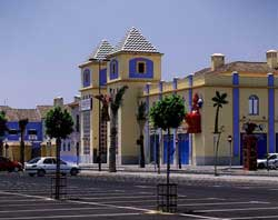 Plaza mayor malaga costa del sol shops bowling cinema - Zara malaga centro ...