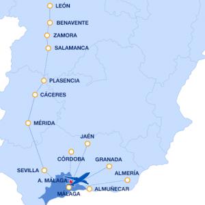 Malaga Airport Buses