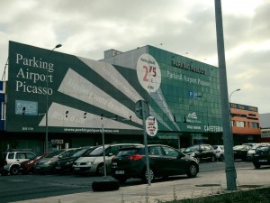 Picasso Parking Malaga Airport