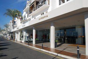 Puerto Banus Shopping Front Line