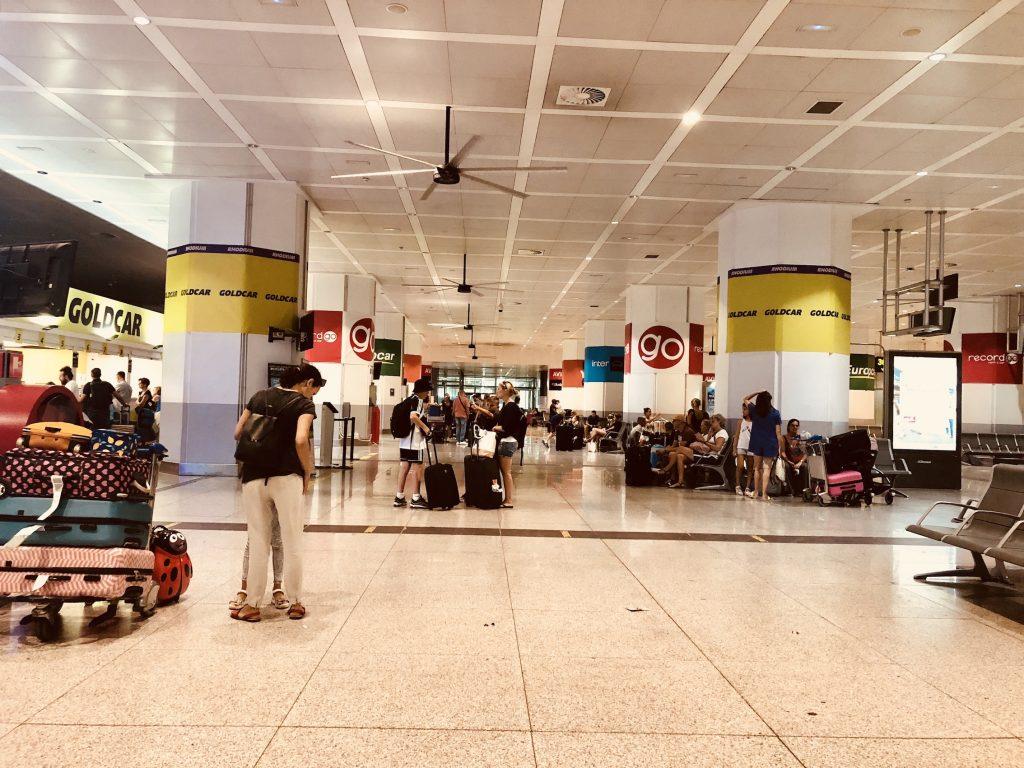 Car Hire In Malaga Airport Ford Wiper Motor Wiring Diagram Motorhomes Rent Choice