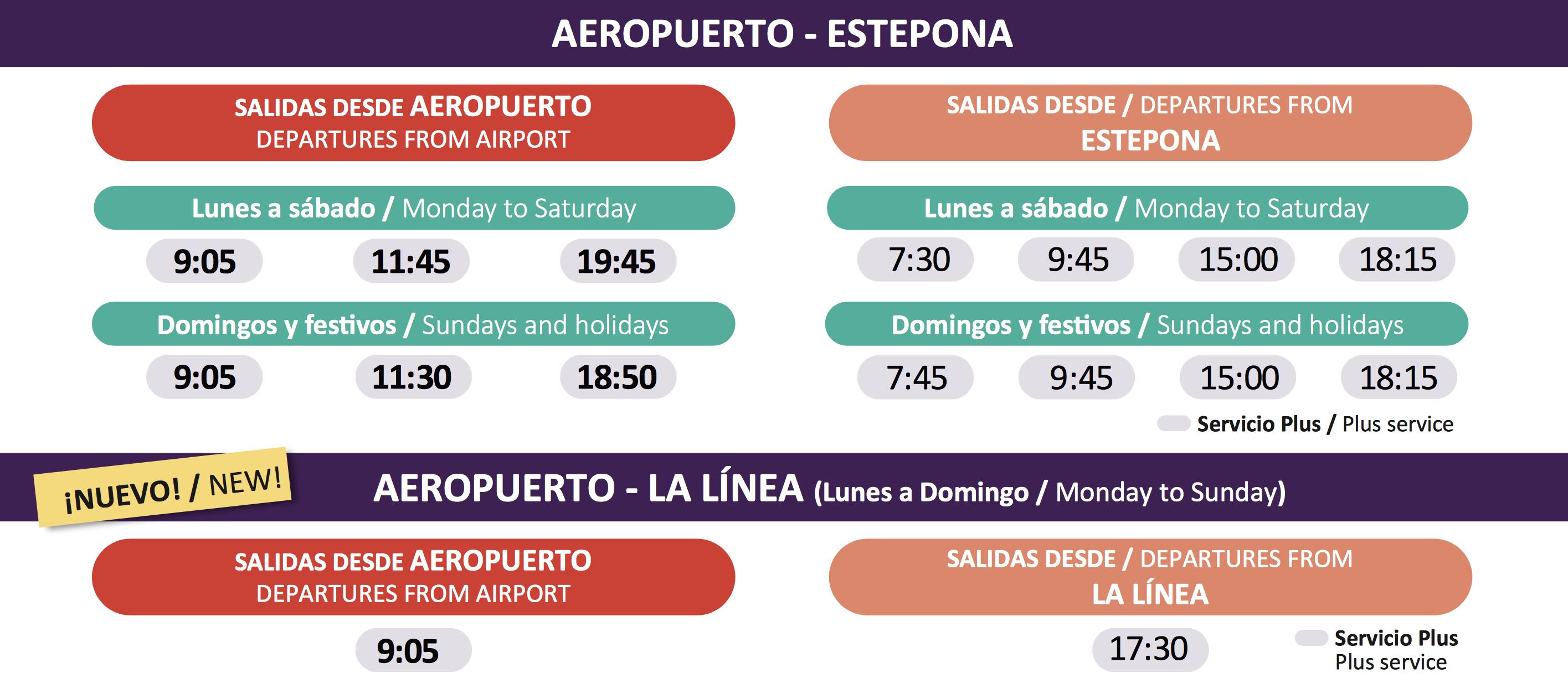 Malaga Airport to Estepona