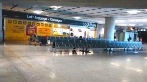 Malaga Left Luggage