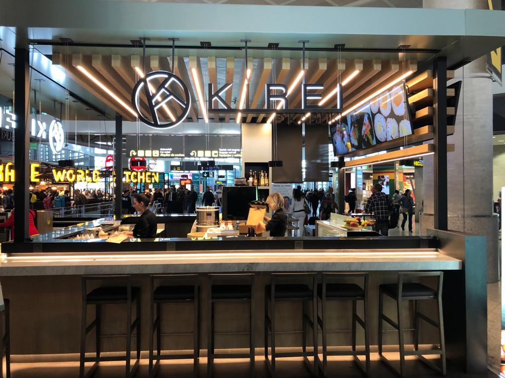 Kirei By Kabuki Malaga Airport