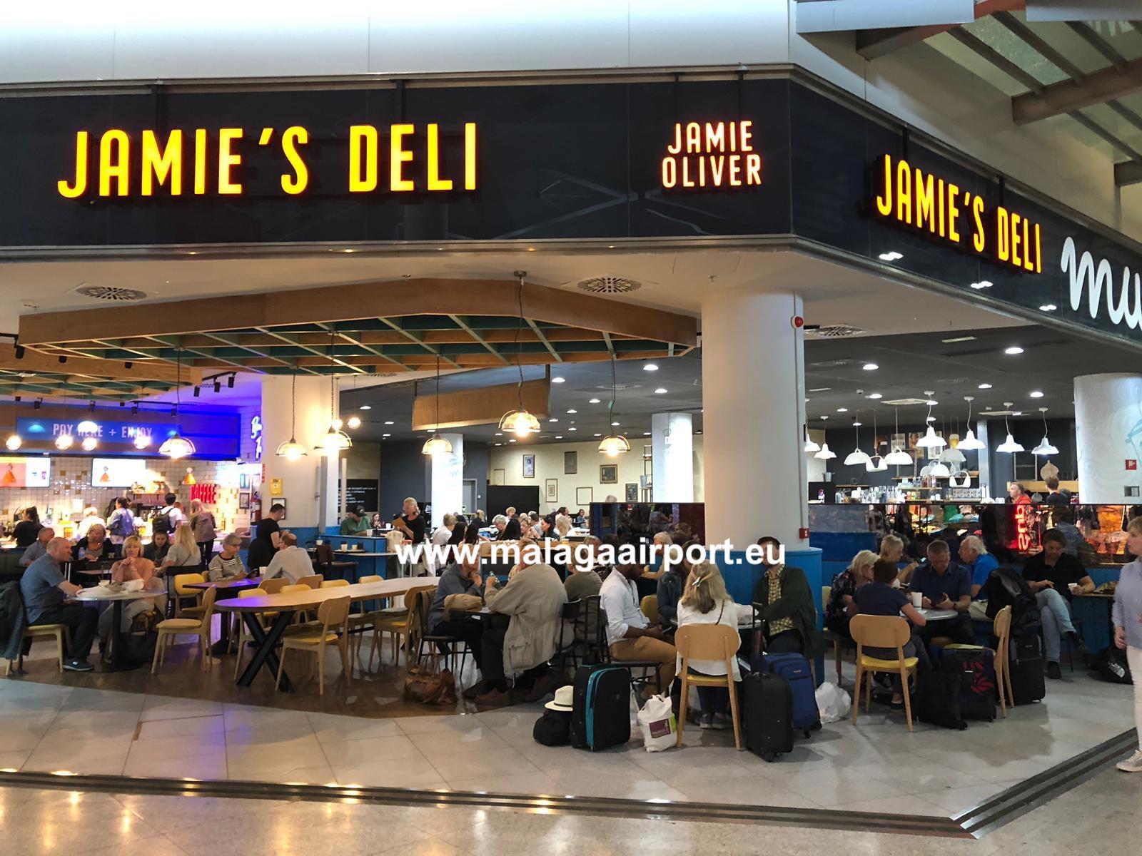 Jamie's Deli Malaga Airport