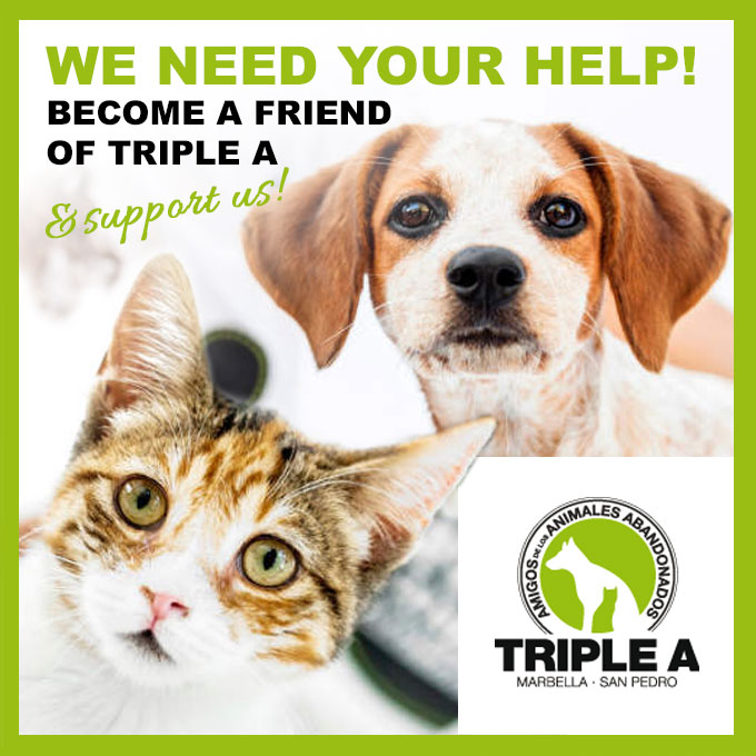 Become a Friend of Triple A
