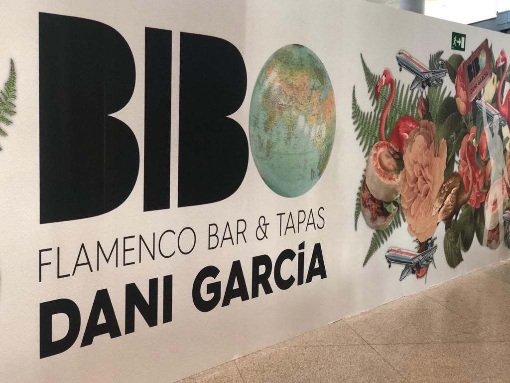 BIBO Malaga Airport