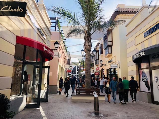Designer Outlet Malaga