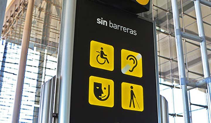 servicio de asistencia aeropuerto de Málaga